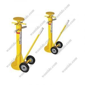 Spin Top Trailer Jack Stands