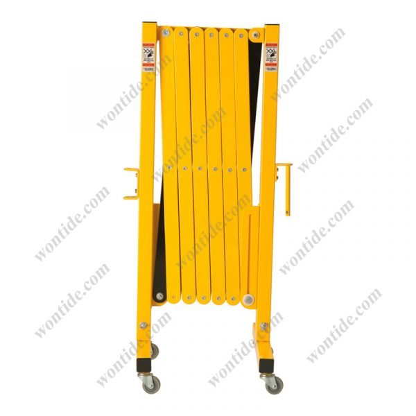 Industrial Portable Expandable Safety Barricade