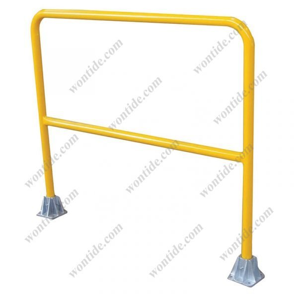 Steel Construction Pipe Safety Railing