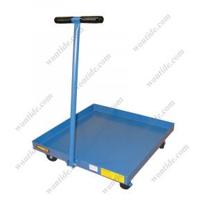 drum dolly with handle DDH002